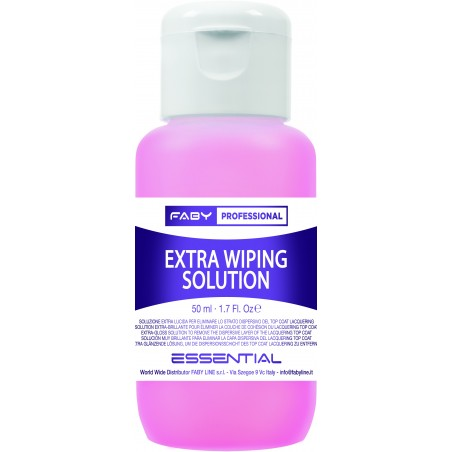 EXTRA WIPING SOLUTION 50ML