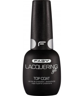ESMALTE PERMANENTE F TOP COAT 15ml