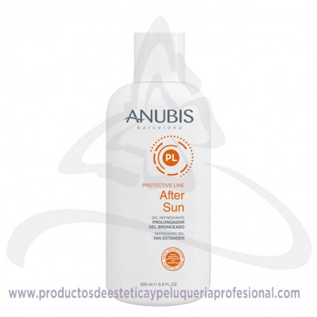 NATURAL SOL AFTER SUN GEL 200ml