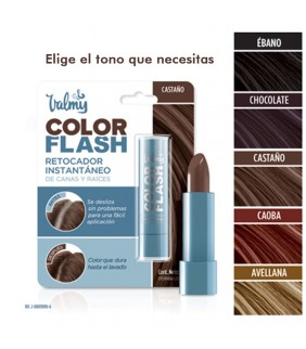 RETOCADOR DE CANAS Y RAICES COLOR AVELLANA 4gr