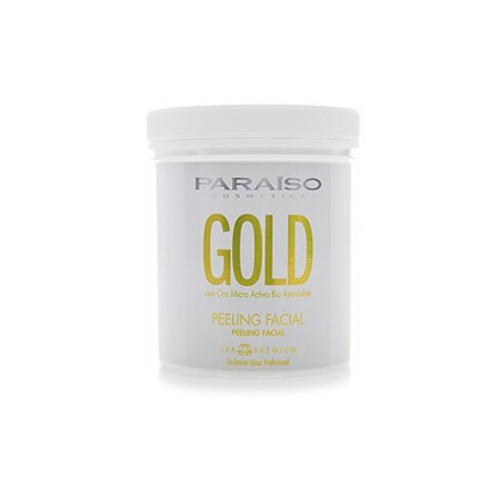 SCRUB FACIAL GOLD 500ml