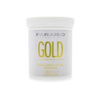 MASCARILLA FACIAL GOLD 500ml
