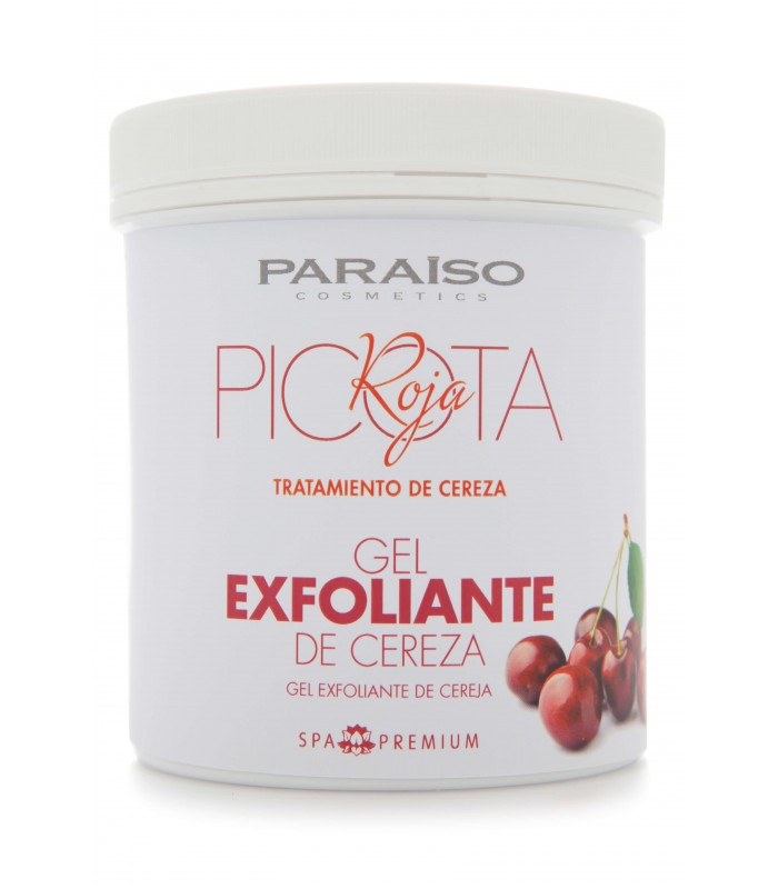 GEL EXFOLIANTE CEREZA PICOTA ROJA 500ml