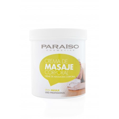 CREMA BASE DE MASAJE 1000ml