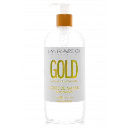 ACEITE CORPORAL GOLD 500ml