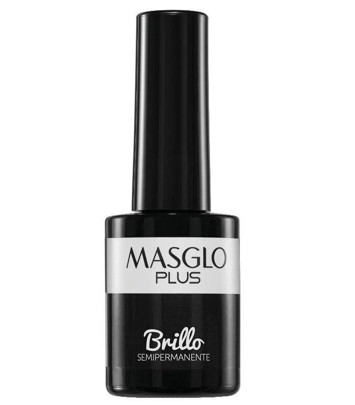 TOP COAT ESMALTADO PERMANENTE MASGLO PLUS 15ml