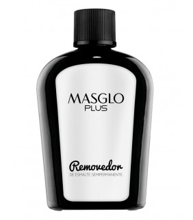 REMOVEDOR MASGLO PLUS 60ml
