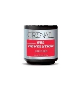 ESMALTE PERMAN. CRISNAIL LIGHT RED 15ml