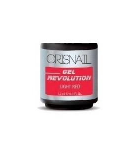 ESMALTE PERMAN. CRISNAIL LIGHT RED 15ml