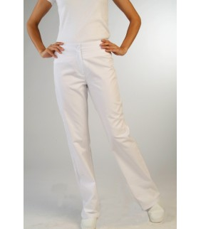 PANTALON STYLE T/P BLANCO