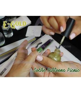 ESMALTE E-GOLD 15ml
