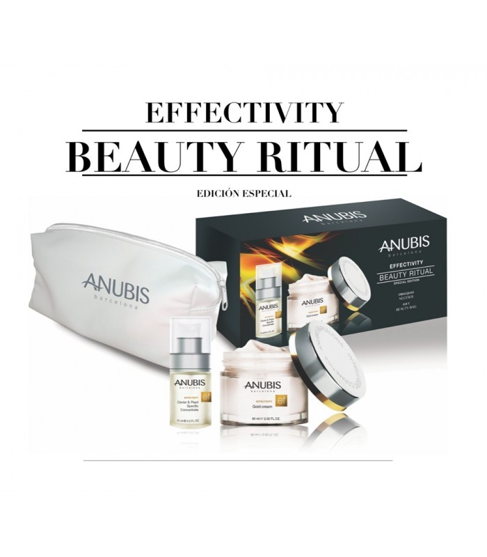PACK EFFECTIVITY BEAUTY RITUAL Crema+Serum