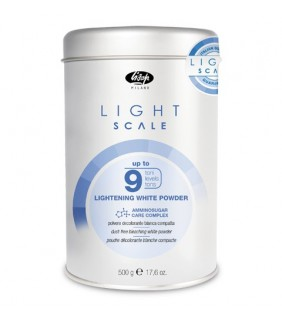DECOLORANTE LIGHT SCALE 9 500gr