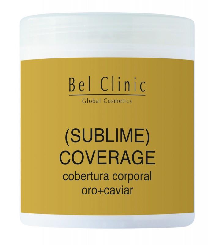SUBLIME COVERAGE(covertura corportal oro+caviar) 1000ml