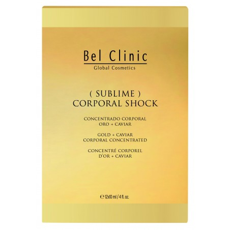 SUBLIME BODY SHOCK (12 ampollas) 10ml
