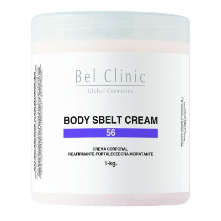 CREMA REAFIRMANTE BODY SBELT 1000ml