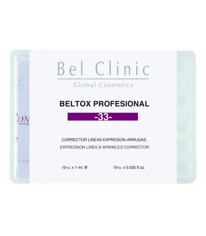ANTIARRUGAS INYECCION BELTOX PROFESIONAL (10 und) 1ml