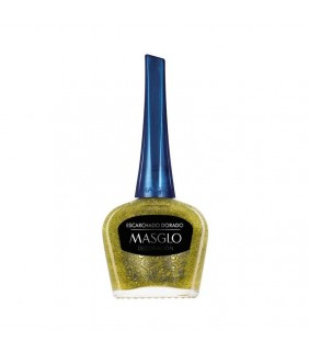 ESMALTE M ESCARCHA DORADO DECORACION 13ml