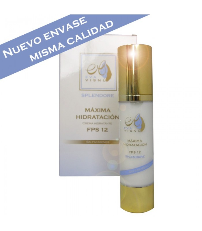 HIDRATANTE MAXIMA FPS 12 SPLENDORE 50ml