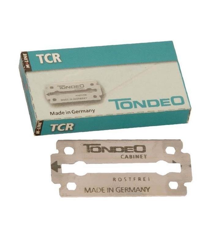 HOJA TONDEO TCR 40 mm (caja 10 hojas)
