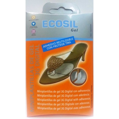 MINIPLANTILLA 3G DIGITAL ECOSIL 1par
