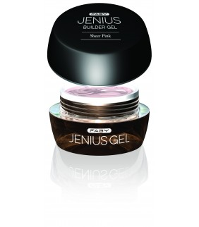 JENIUS GEL BUILDER SHEER PINK 15gr