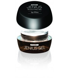 JENIUS GEL SCULPTING SPA WHITE 15gr