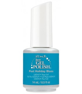 ESMALTE PERMANENTE IBD POST HOLIDAY BLUES 14ml