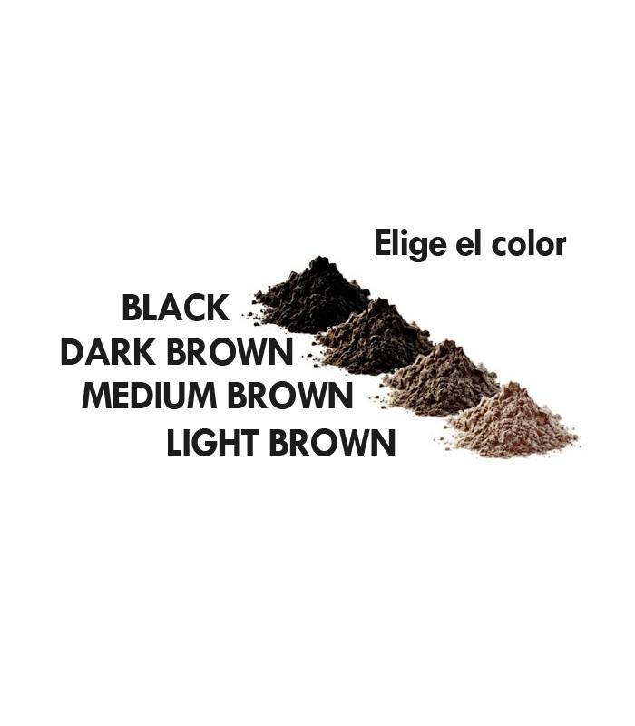 MY HAIR FIBRAS ESPESANTES MEDIUM BROWN 22gr