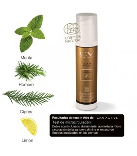 I CAN ACTIVE CREAM (PIERNAS CANSADAS) 200ml