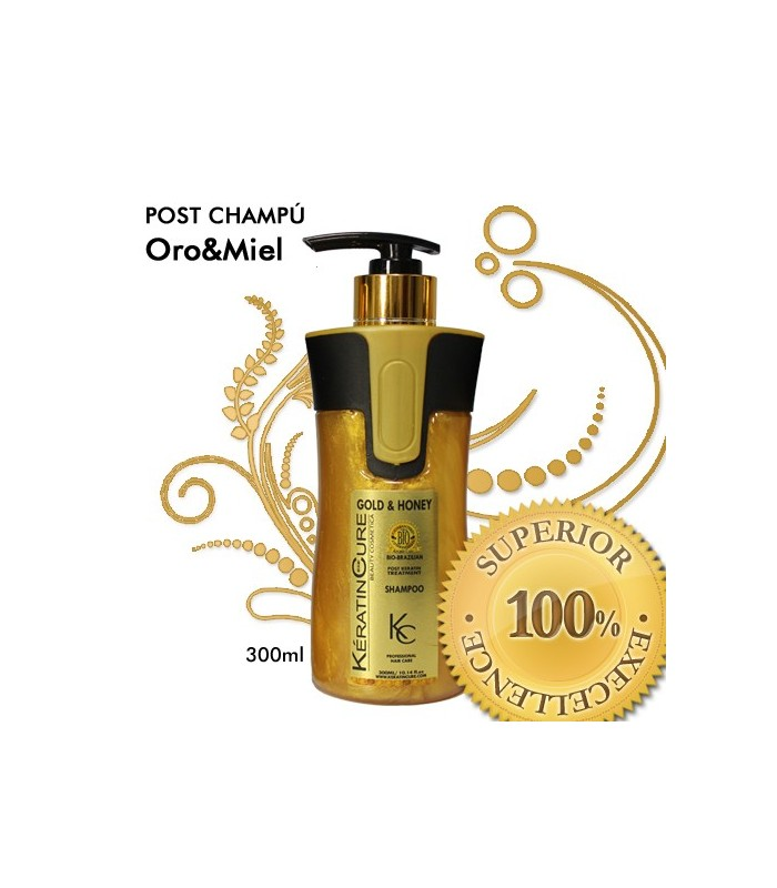 POST-CHAMPU ORO & MIEL 300ml
