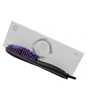CEPILLO PERFECT LISS BRUSH NEGRO-MORADO