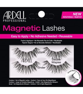 PESTAÑAS MAGNETICAS LASH DOUBLE WISPIES
