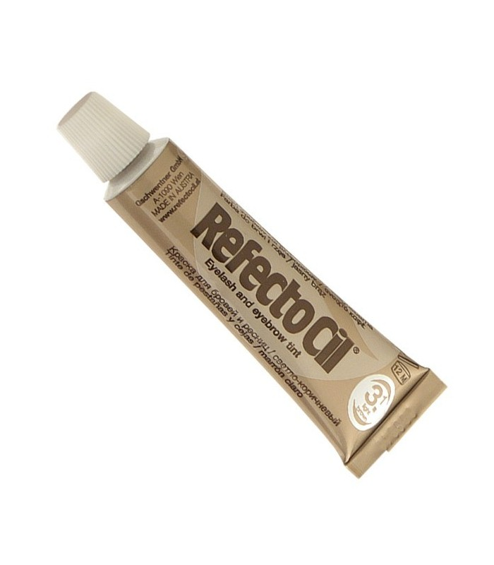 TINTE DE PESTAÑAS REFECTOCIL MARRON CLARO 15ml