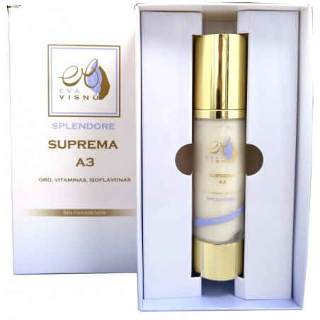 ANTIARRUGAS SUPREMA A3 VITAMINA Y ORO AIRLESS 50ml