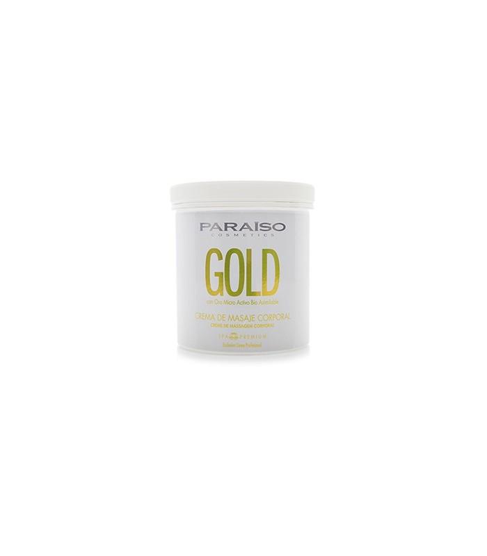 CREMA DE MASAJE CORPORAL GOLD 1kg