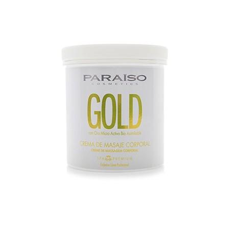 CREMA MASAJE CORPORAL GOLD 1000gr