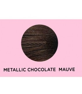 LISAPLEX FILTER CHOCOLATE MAUVE COLOR METALLIC 100ml