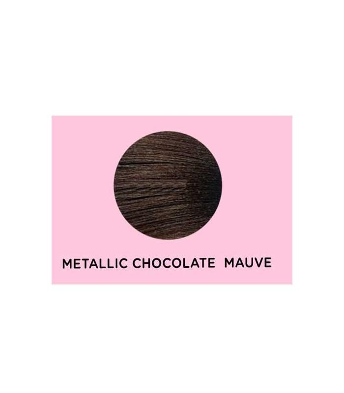 LISAPLEX FILTER CHOCOLATE MAUVE COLOR METALLIC 100ml