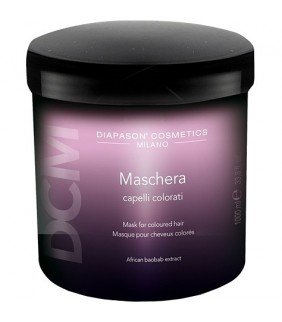 DCM MASCARILLA CAPELLI COLORATI 1000ml