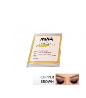 SOBRE DE HENNA COPPER BROWN