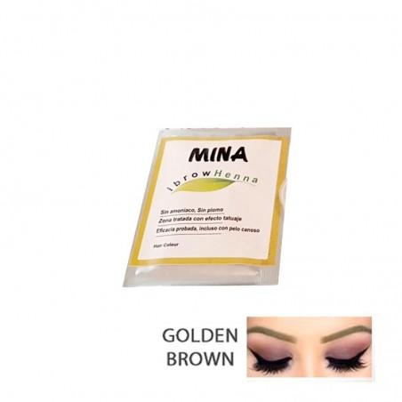 SOBRE DE HENNA GOLDEN BROWN