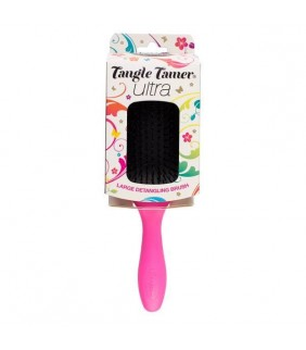CEPILLO DENMAN TANGLE TAMER ULTRA ROSA