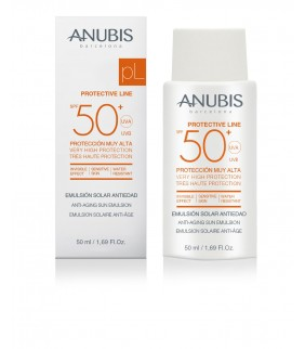 PROTECTIVE SPF 50+ ANTI-AGING EMULSION 50ml