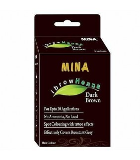PACK SOBRES HENNA DARK...