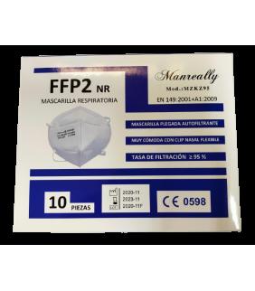 MASCARILLA FFP2 NR DHX9001...