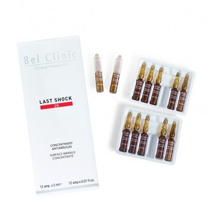 Ampollas de colágeno ionizables