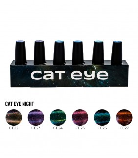 COLECCION CAT EYE NIGHT 6und