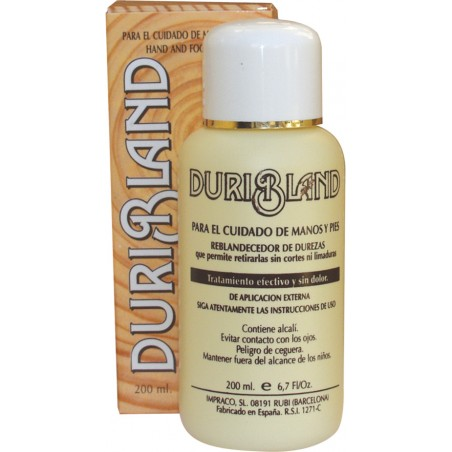 QUITADUREZAS TONICO DURIBLAND 200ml