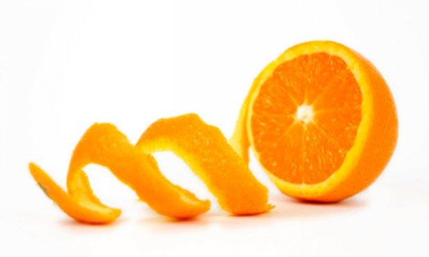 Envoltura de naranja